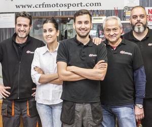 CRF Motosport en Vigo