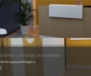Clínica de fisioterapia en Molina de Segura | Sánate