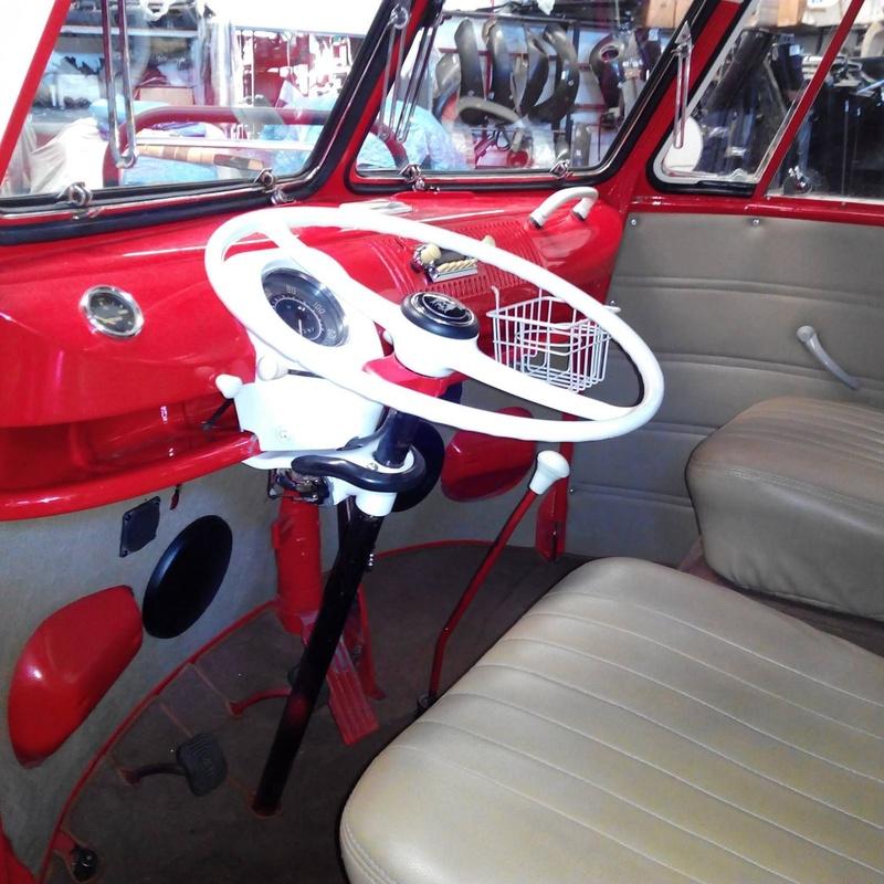 Restauración de tapicerías de Volkswagen clásicos