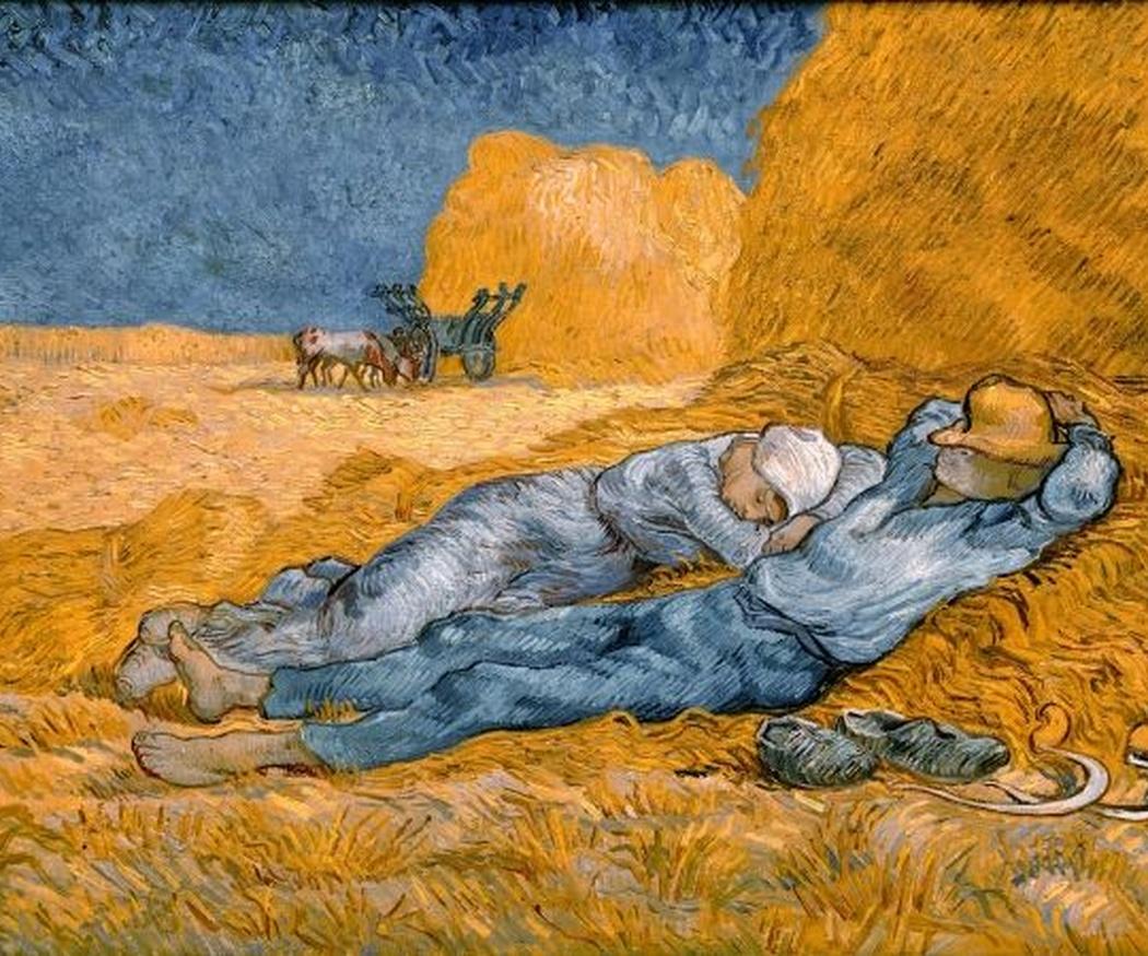 Beneficios de la siesta en tu salud