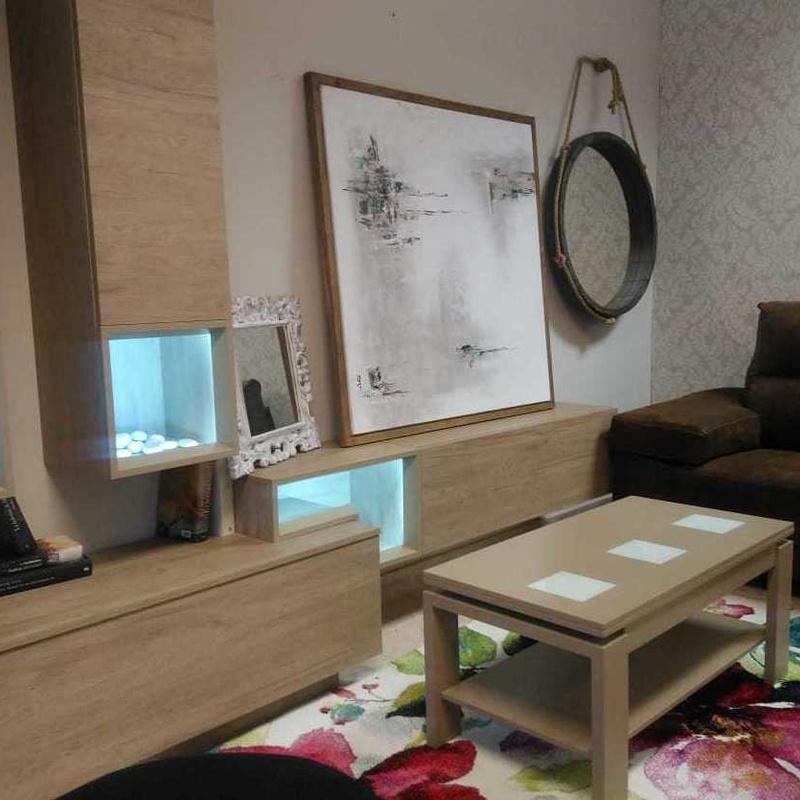 Muebles de salón en Erandio