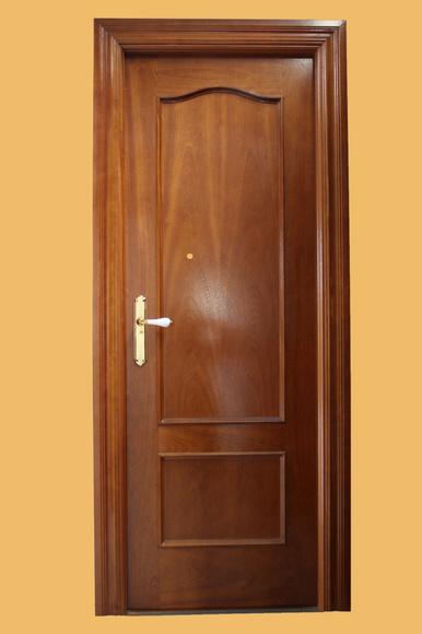 Puerta de Interior Sapelly Asturias