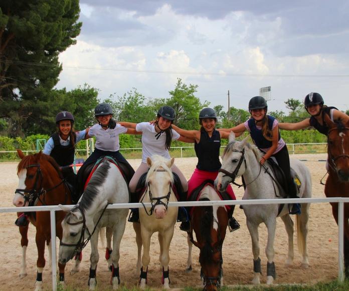 Lunada a caballo el próximo 2 de Julio