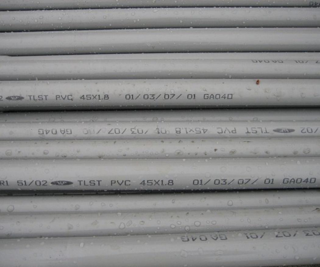 ¿Cómo se descubrió el PVC?