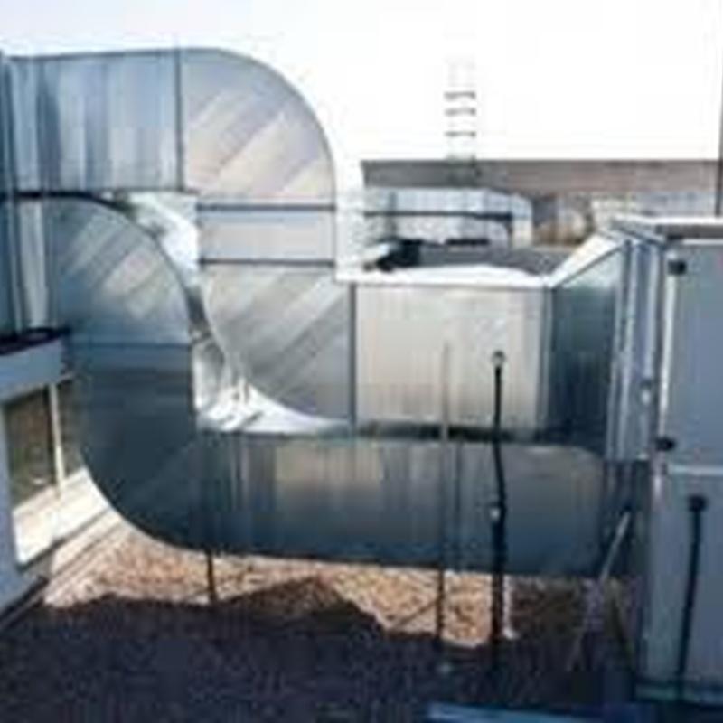 Ventilación: Servicios que ofrecemos de Climeeg