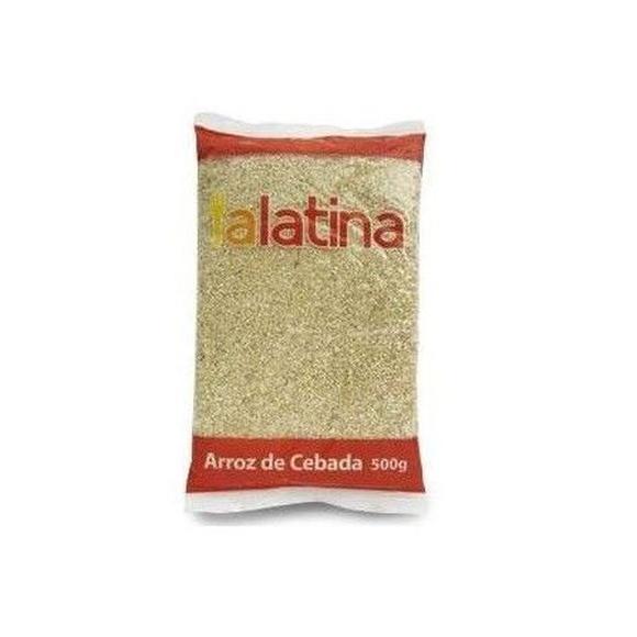 Arroz de cebada La Latina 500 gr: PRODUCTOS de La Cabaña 5 continentes