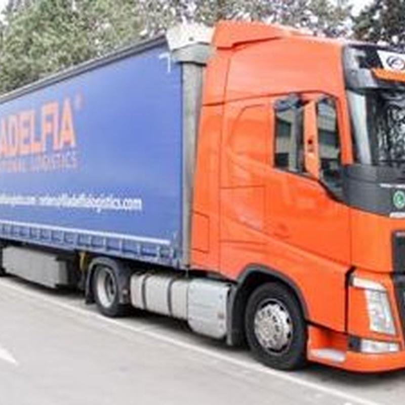 Transportes a Rumania. Tarifas