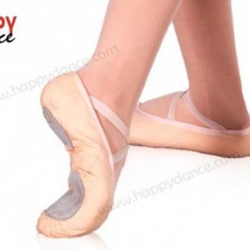 Zapatillas lona suela partida