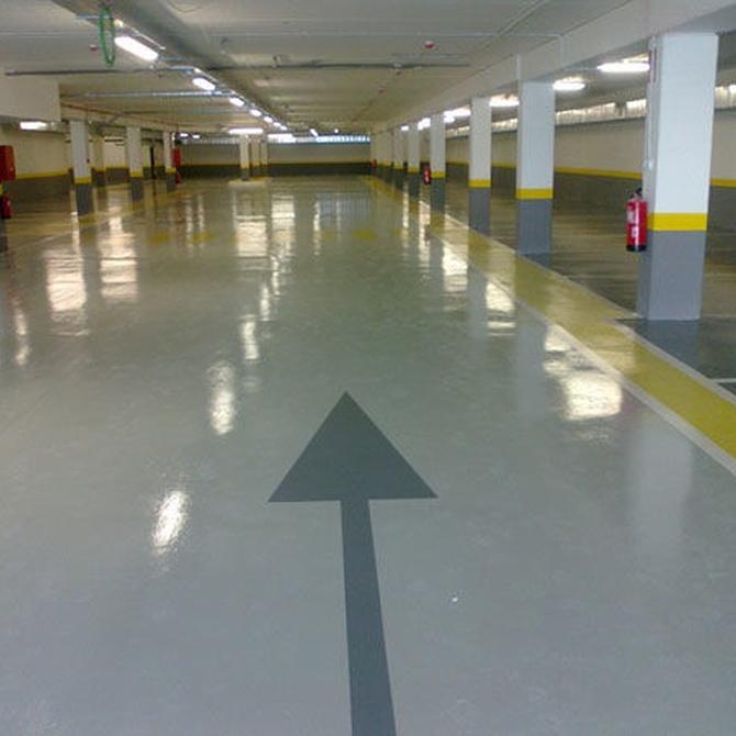 Ventajas de la instalación de pavimentos de resina