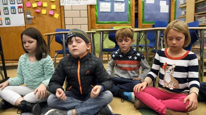 Mindfulness aumenta su presencia en los colegios de todo el mundo