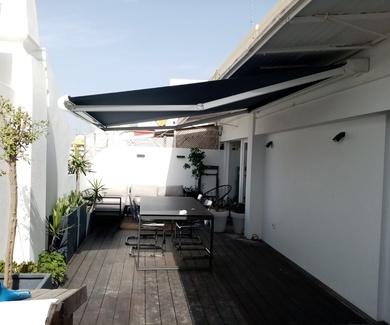 Toldos para disfrutar de tu terraza