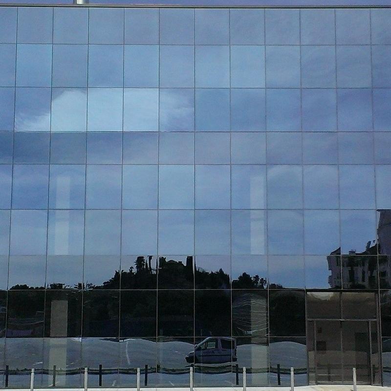 Muro cortina: Productos y servicios de Aluminios Curvalac SL
