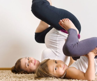 Masaje infantil: Servicios de Centro Dasya