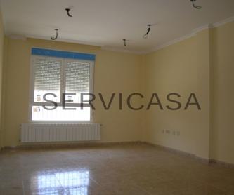 Zona casa potrillas : Compra y alquiler de Servicasa Servicios Inmobiliarios