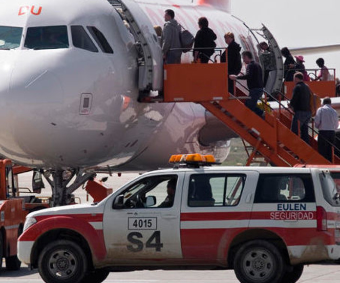 seguridad aeroportuaria