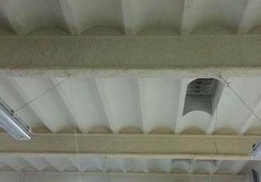 Mortero ignifugo para estructuras metalicas de vermiculita PROTECT