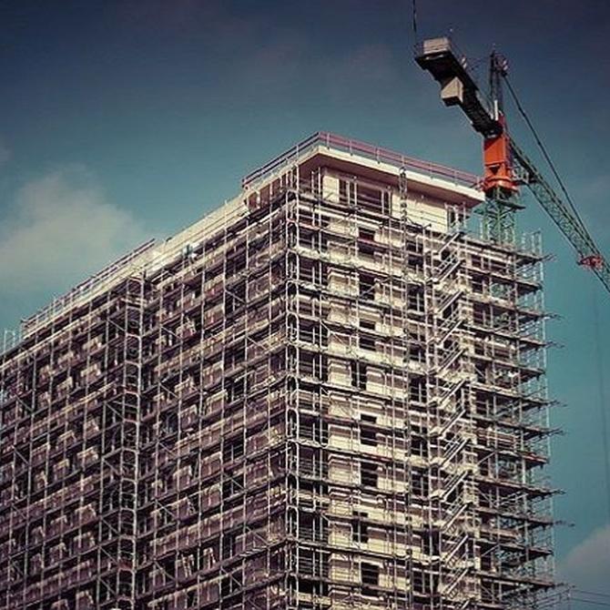 La garantía en una vivienda en construcción