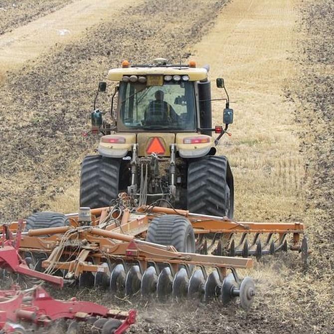 Fresadoras agrícolas, un accesorio indispensable