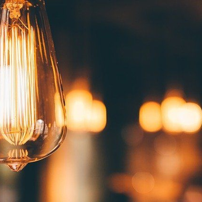 Historia de la iluminación: Del fuego al led