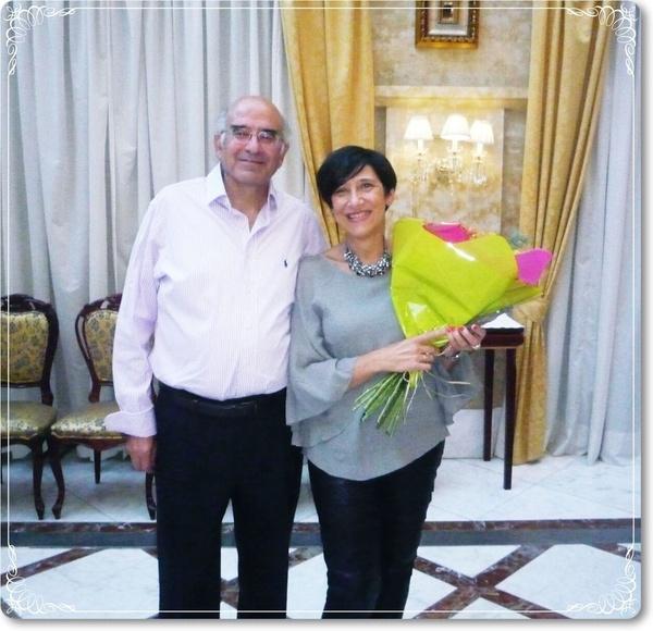 ¡Muchas felicidades Mª Tere!