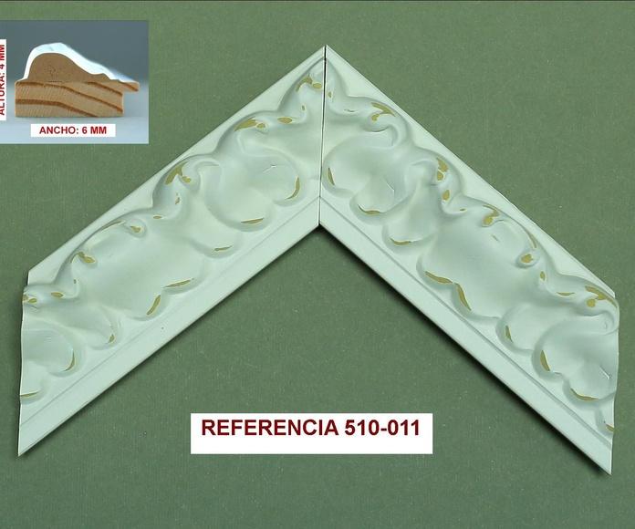 Referencia 510-011: Muestrario de Moldusevilla