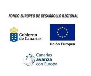 Fondo Europeo de Desarrollo Regional y Gobierno de Canarias