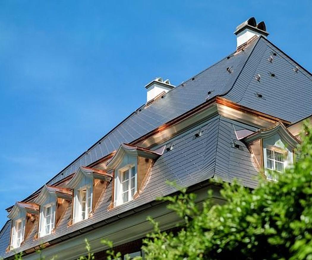 Algunas curiosidades sobre los tejados