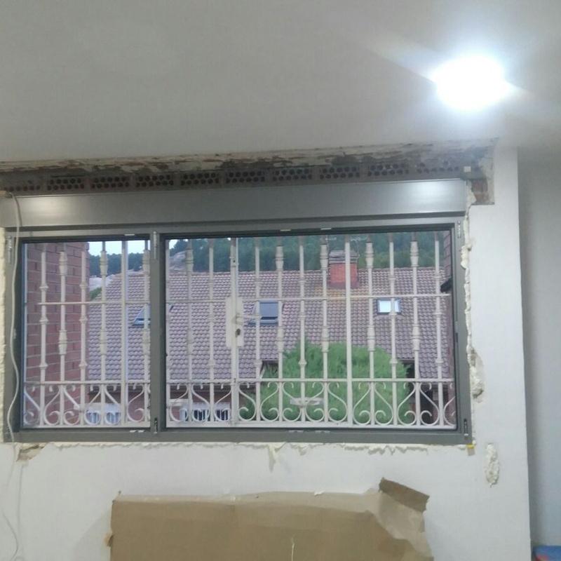 Carpintería de PVC RAL y bicolor: Catálogo de Alféizar