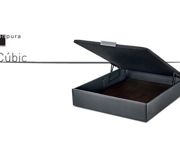 Canapé Polipiel Sonpura Cubic