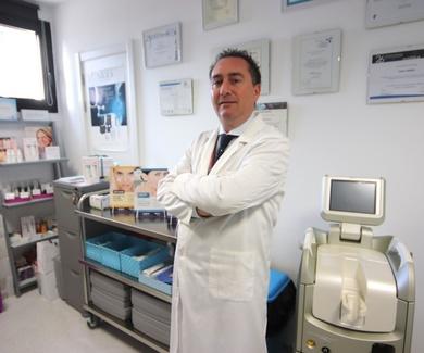 Dr. Fabián Mirón Gamero