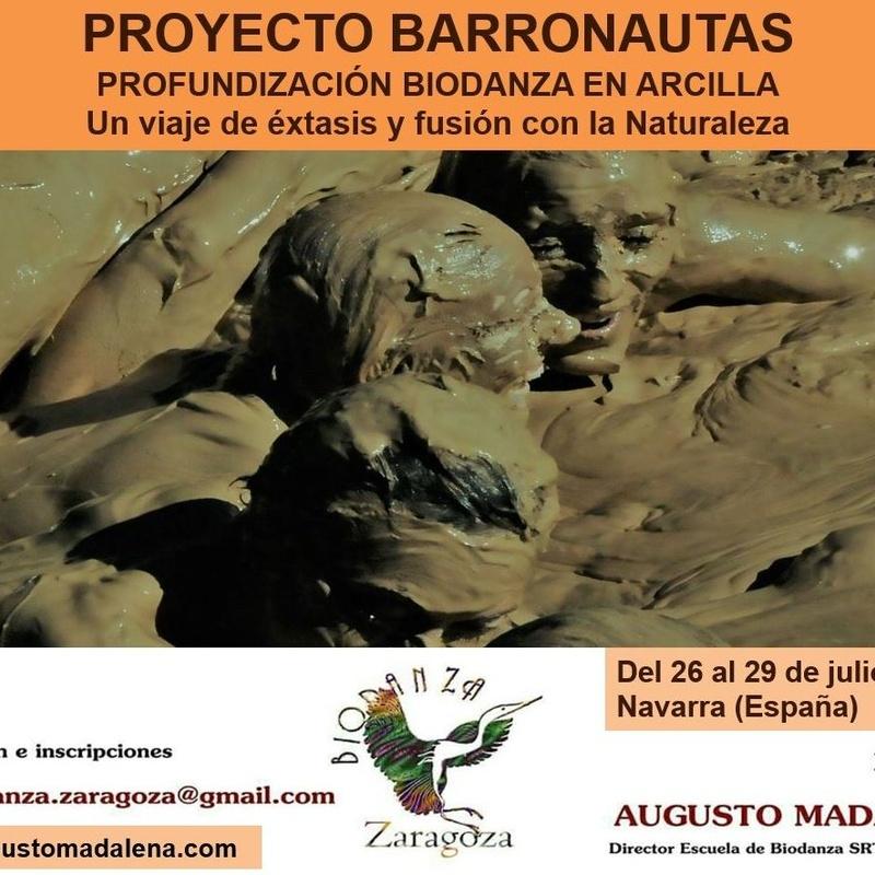 Barronautas 2019. Biodanza en Arcilla. Augusto Madalena.