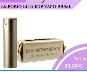 Emporio Armani Ella vapo 100 ml edp