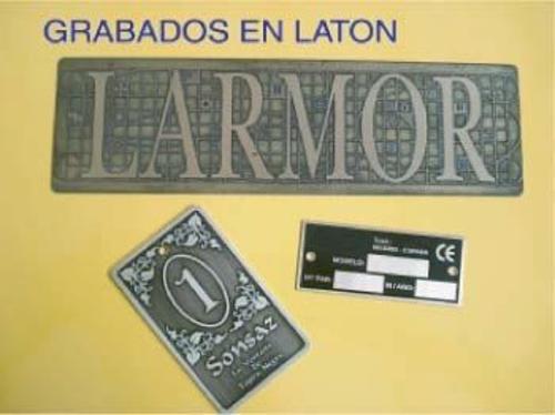 Fotos de Grabados en Las Ventas de Retamosa | Grabados Dalima, S.L.