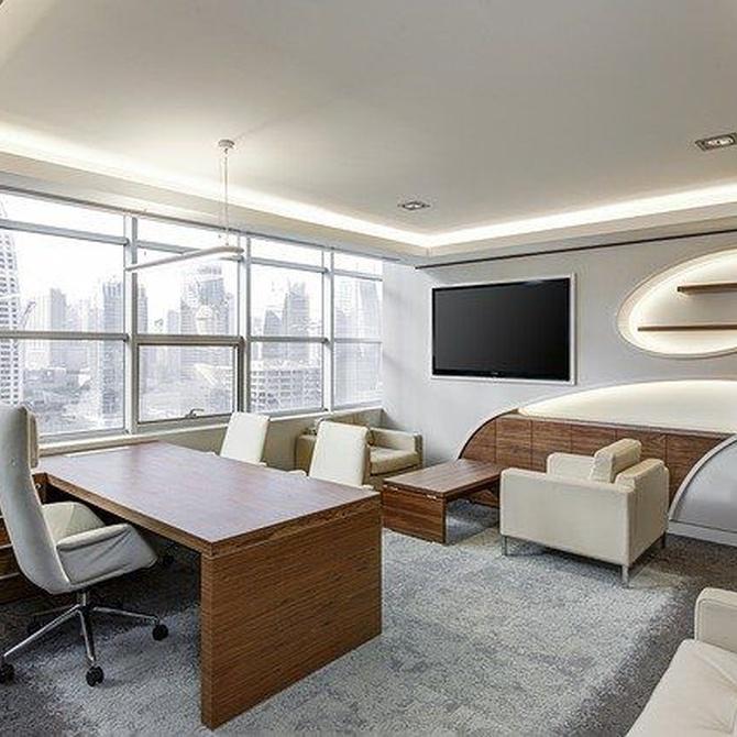 Los beneficios de renovar los muebles de tu oficina