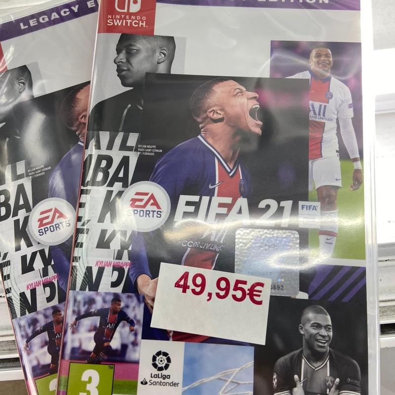 FIFA 21:  de Aubets Informàtica