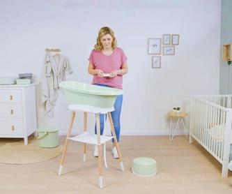 BAÑERA INTERBABY PLEGABLE SILICONA: Catálogo de Leiva Bebé