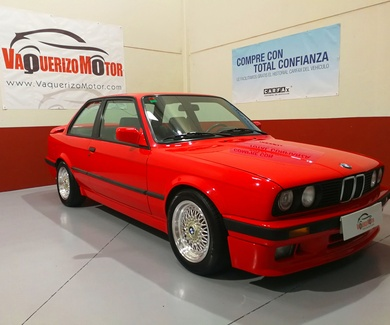BMW e30 en Madrid