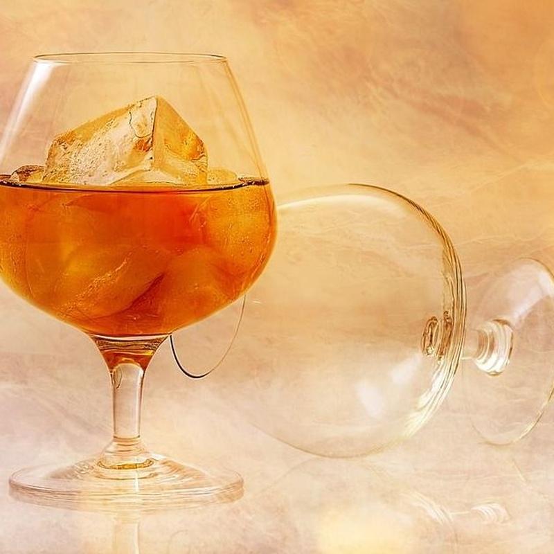 Brandy: Carta de Bar La Pilareta