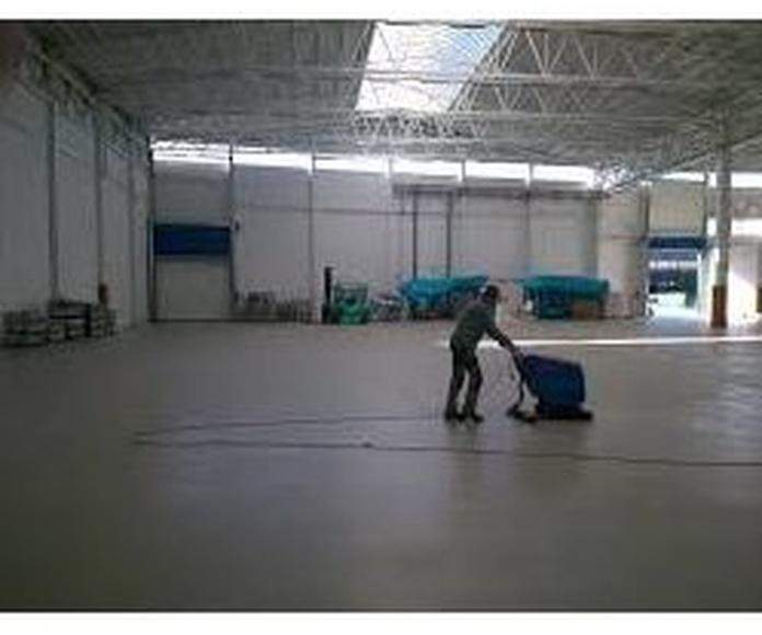 Limpieza de empresas y comunidades: Servicios de Destellos Servicios