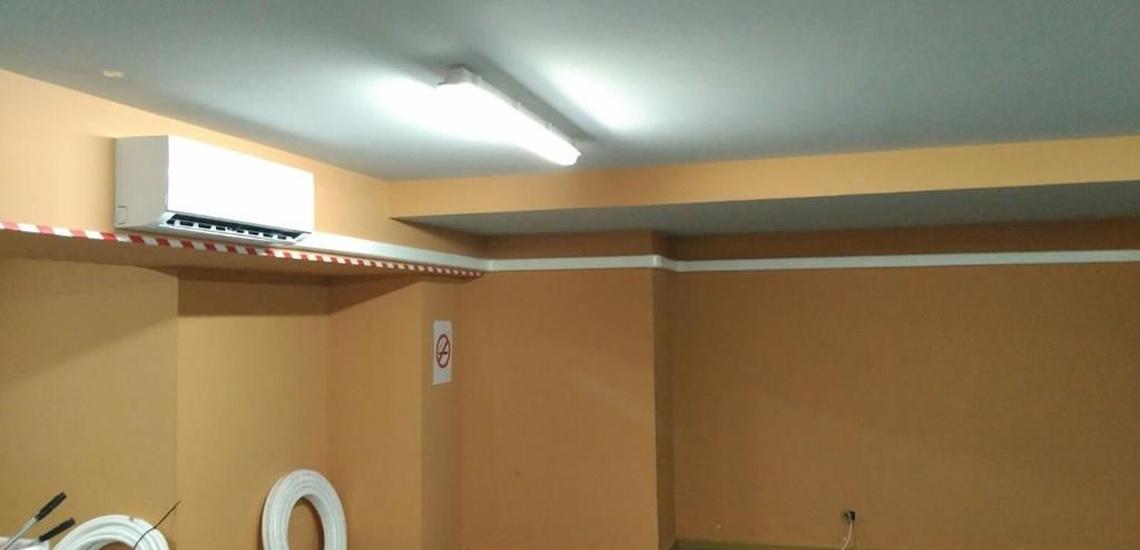 Instalación de aire acondicionado en Leganés
