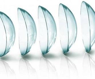 Graduación de vista: Catálogo de Óptica Cristal