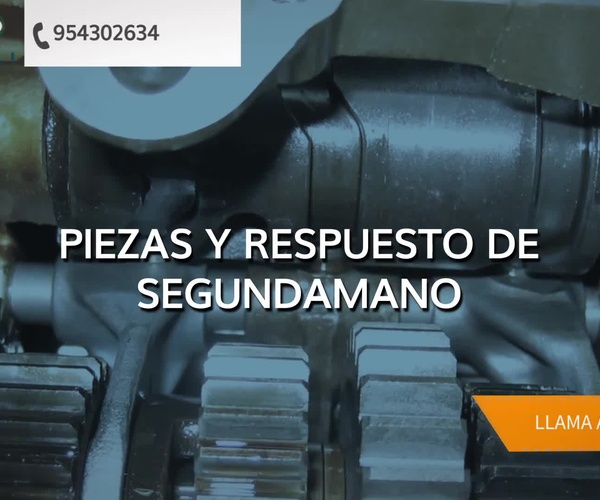 Piezas de desguace en Huelva | Desguaces Melli