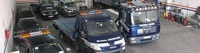 Todos los productos y servicios de Grúas para vehículos: Grúas Asiscor