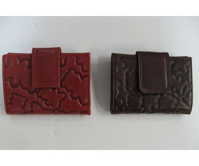 Monedero de piel: Productos de Zapatería Ideal Alcobendas