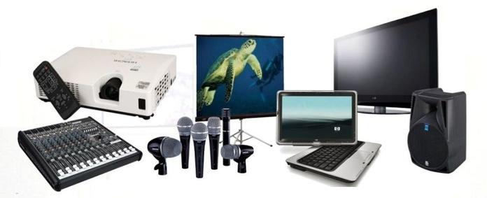 Necesitas los mejores equipos audiovisuales para tu proyecto? : Alquiler de mobiliario de Stuhl Ibérica Alquiler de Mobiliario