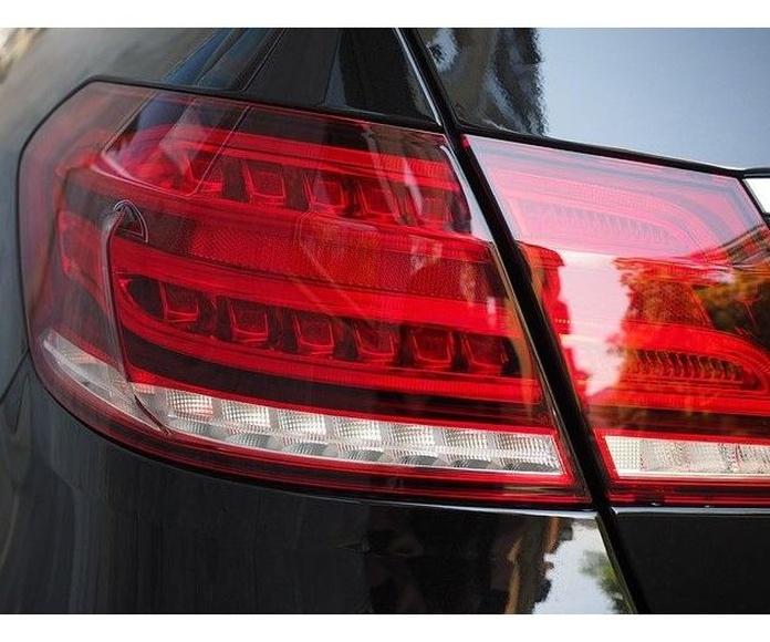 Pulido de faros: Servicios  de Auto Cristal Iniesta