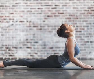 Pilates: Tratamientos de Centro de Estética Maeve