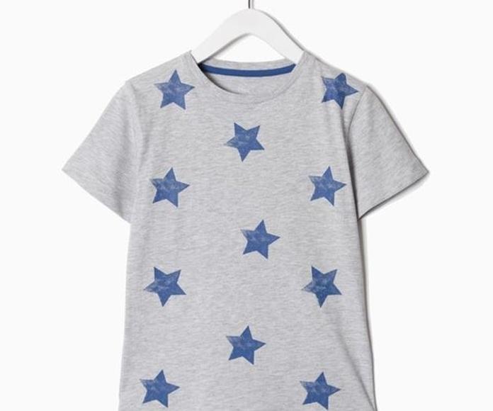 Camiseta estrellas 4,99€