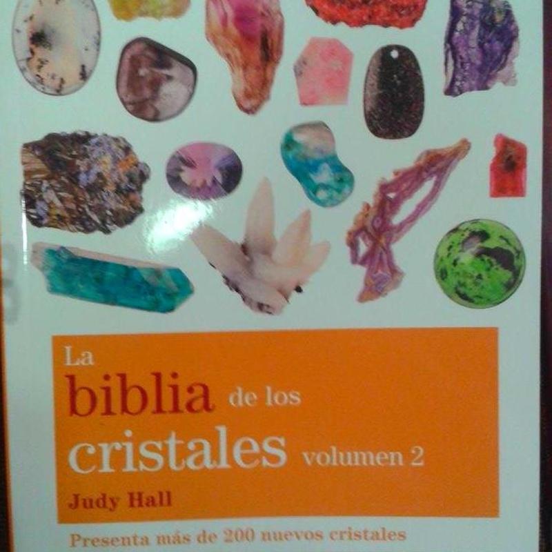 La biblia de los cristales volumen 2: Cursos y productos de Racó Esoteric Font de mi Salut