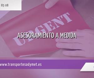 Galería de Transporte de mercancías en Valencia | Transportes Adymet